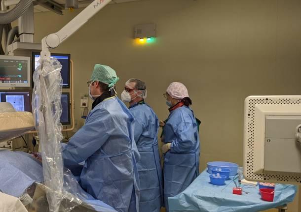 equipe neuroradiologia