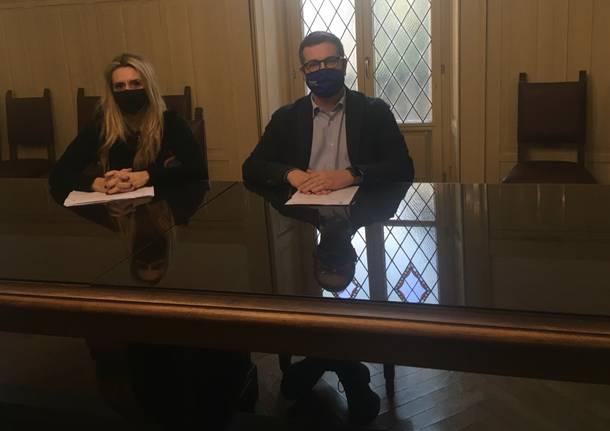 Francesca Caruso e Andrea Cassani 2020