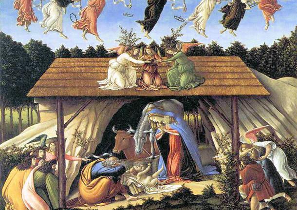 Le natività nella storia dell'arte italiana: un nuovo percorso con Geaway -  SaronnoNews