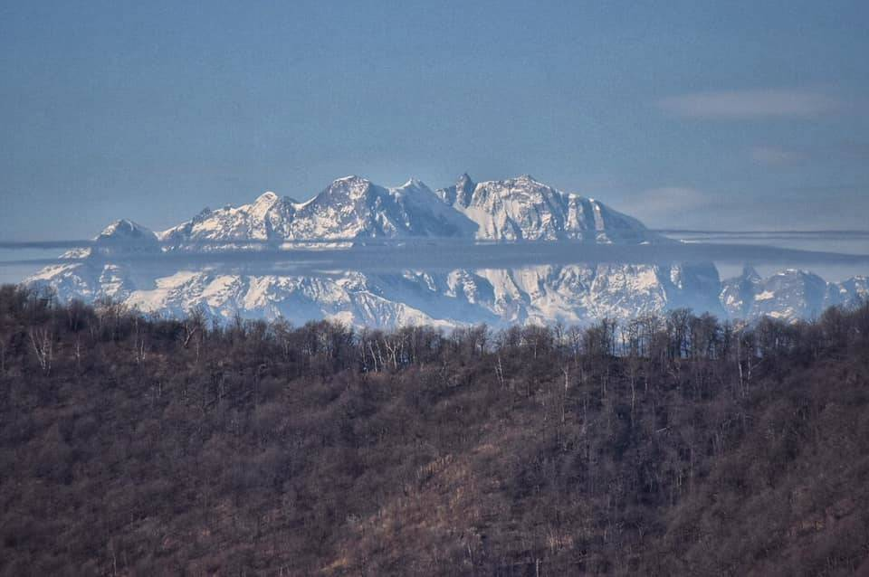 Il Monte Rosa - foto di Andrea Betti