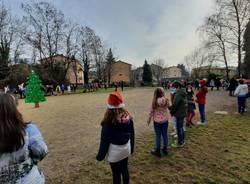 Il Natale alla primaria Galilei - foto di Michaela Tedde