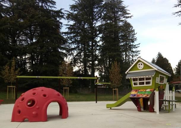 Il Parco Gioia a Villa Mylius aspetta la primavera