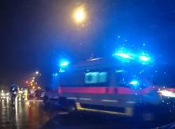 Incidente Nerviano San Vittore Olona