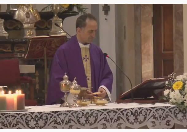 Ingresso ufficiale di don Fabio Biancaniello parroco a Montevecchia