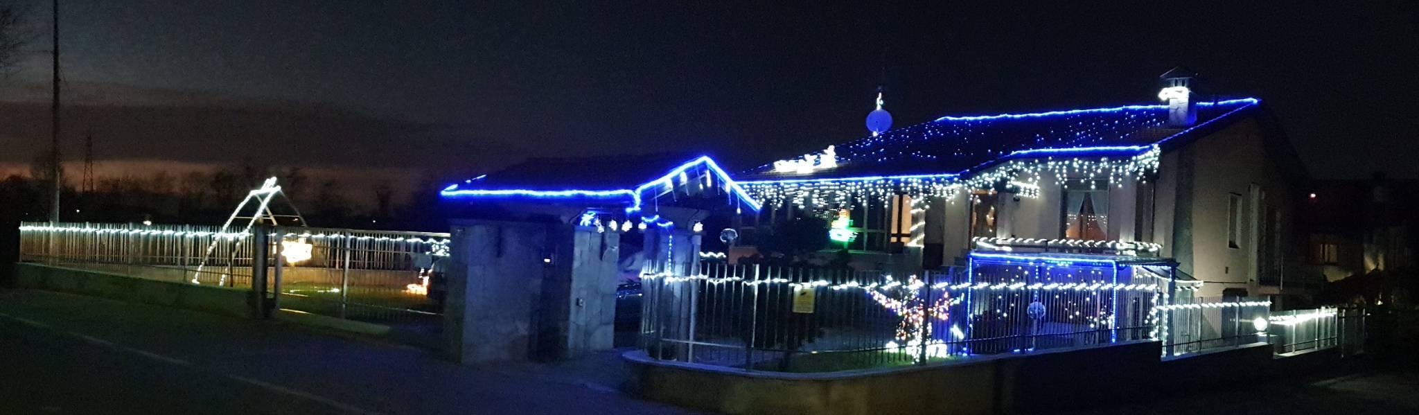 La casa illuminata