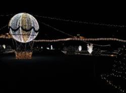 Le luci di Natale a Varese