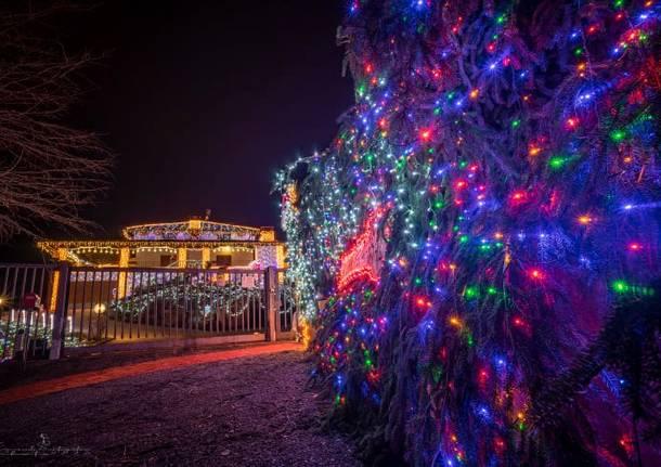 Lucine e magia del Natale a Cunardo