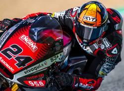 MV Agusta Forward Racing Team 2021 giovanni cuzari lorenzo baldassarri simone corsi