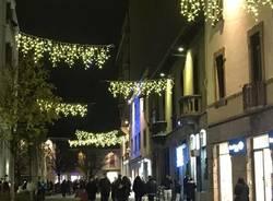 Natale luci Legnano