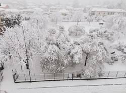 neve a cerro maggiore