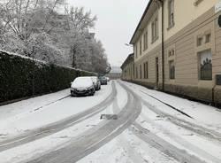 Neve Busto Arsizio castellanza