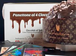 panettone 4 cioccolati Matteo Cunsolo parabiago