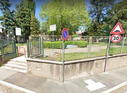 Parchetto scuole Mazzini legnano