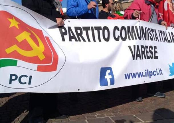 partito comunista italiano varese