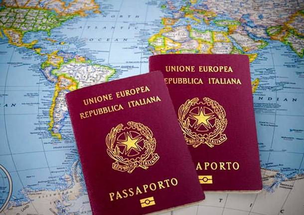 passaporti viaggi