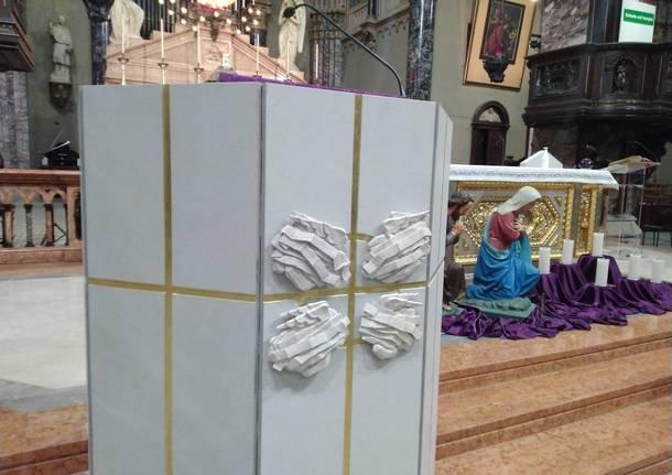 Poli liturgici parrocchia San Domenico