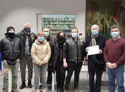 progetto moto solidale motoclub gemonio caritas