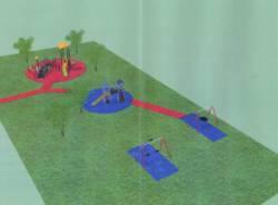 progetto parco giochi inclusivo