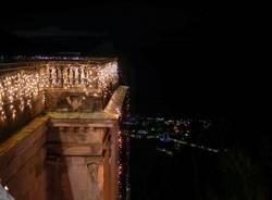 Sacro monte luci Natale