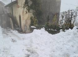 Sacro Monte neve