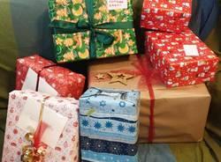 Scatole di Natale nel Legnanese