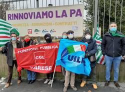 sciopero funzione pubblica
