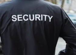 Security- vigilanza
