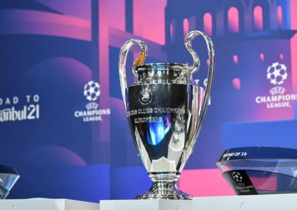 uefa champions league sorteggio calcio