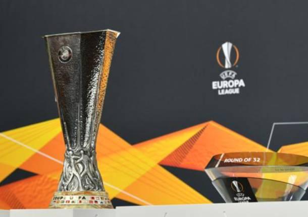 uefa europa league sorteggio calcio