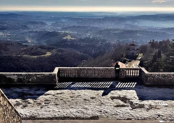 Una mattinata tra Sacro Monte e Campo dei Fiori (foto di Cristian Malonni)
