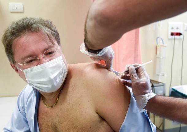 Vaccine Day - Parte la campagna di vaccinazione contro il Covid 19