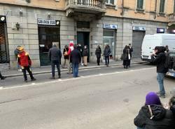 A Varese nel giorno di #IOApro vince l'asporto