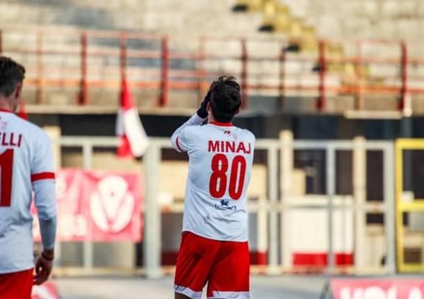 Varese – Gozzano 0-1