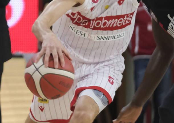 basket pallacanestro openjobmetis varese