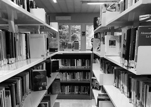 biblioteca parabiago