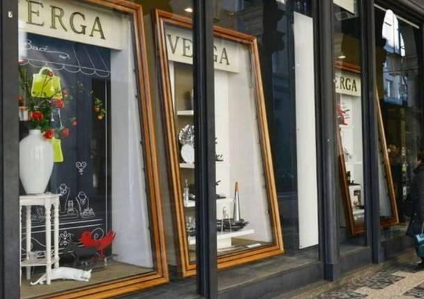 I negozi del passato di Varese