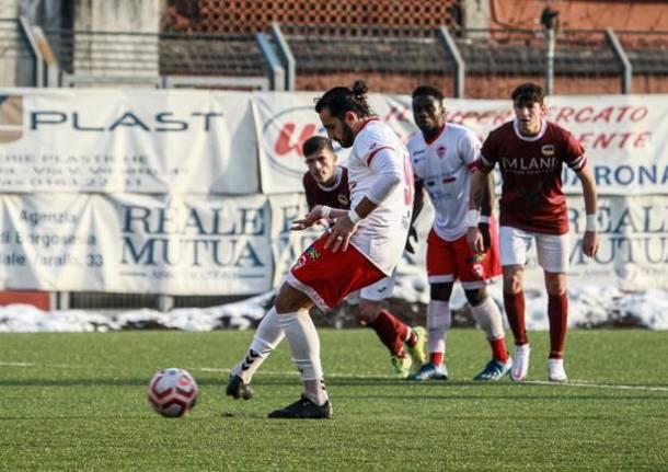 Borgosesia – Varese 1-3