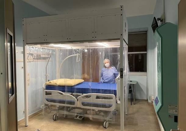 camera sterile ospedale busto arsizio