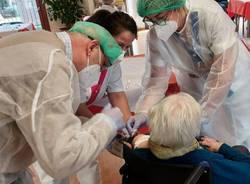 Campagna vaccinale Rsa Accorsi Legnano