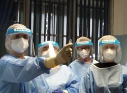campagna vaccino vaccinale anti Covid-19 in ASST Valle Olona busto arsizio