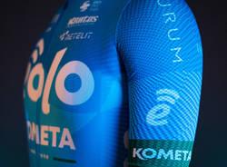 La nuova divisa di Eolo-Kometa Cycling Team