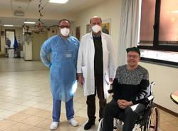 Vaccini anti Covid alla Fondazione Molina