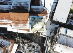 Droni a Cocquio Trevisago