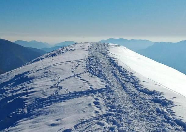 Forcora, voglia di ciaspole e sci alpino