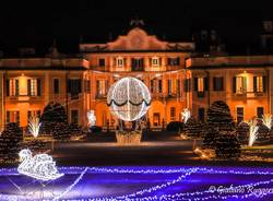 Giardini Estensi di Varese 2021 le luci di Natale