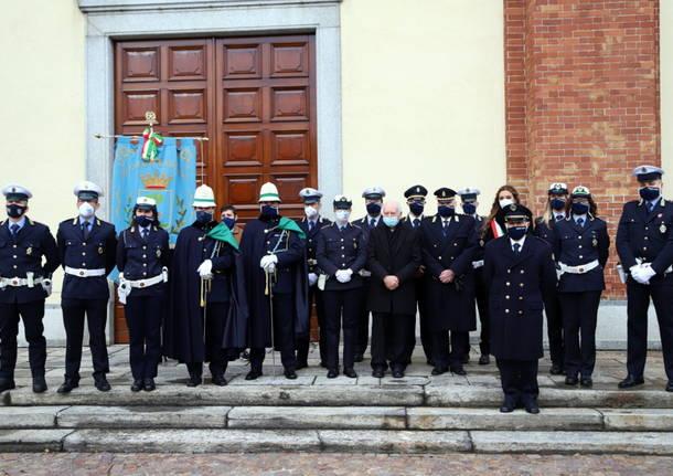 Celebrazioni per San Sebastiano a Parabiago