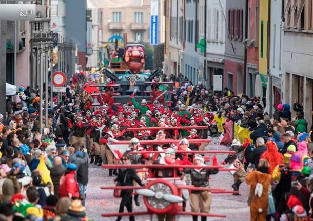 Chiasso - Nebiopoli Carnevale dei bambini 2020