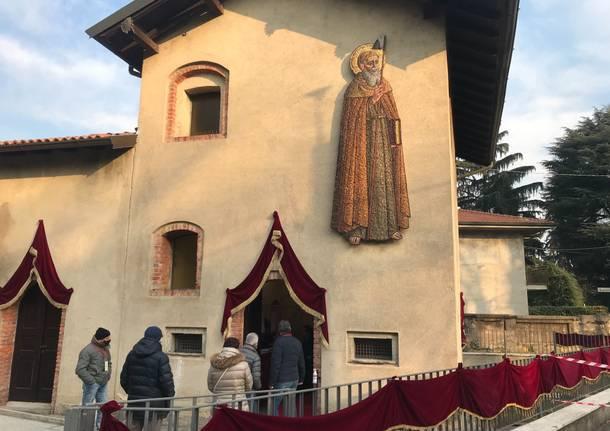 Chiesetta di S. Antonio al Lazzaretto a Saronno