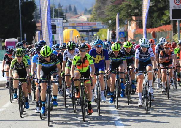 ciclismo femminile trofeo binda cittiglio