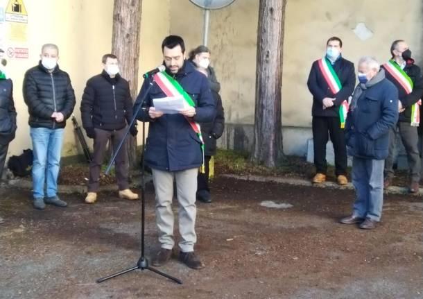 Commemorazione Franco Tosi